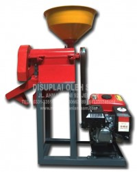 Penggilingan Padi - Rice Polisher SAAM-RM80, Komplit