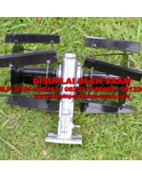 GEARBOX RODA WEEDER - CULTIVATOR BRUSH CUTTER - PENYIANG GULMA