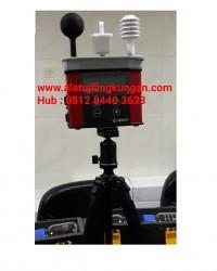 AREA HEAT STRESS MONITOR QT 34 || WBGT METER (ISBB Meter)
