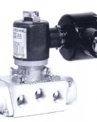 KANEKO FOUR WAY SOLENOID VALVE M15G SERIES