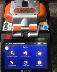 Good Price | Sumitomo Type-82C (T-82C) - High Definition Core Aligning Fusion Splicer