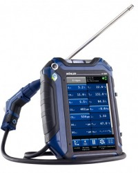 FLUE GAS ANALYZER (A-550 WOHLER) || JUAL FLUE GAS ANALYZER