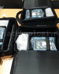 Pengujian Komprehensif OTDR Exfo MaxTester-860 | Exfo's EtherSAM Test Suite | For Sell