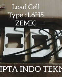 LOADCELL  ZEMIC  TYPE  L6H5