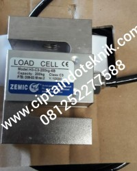 LOADCELL  S H3 - C3  MERK ZEMIC
