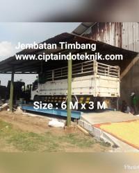 JEMBATAN TIMBANG  - TRUCK SCALE  SURABAYA