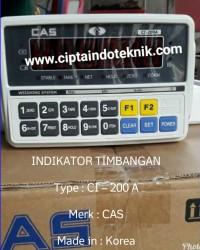 INDIKATOR  CI - 200 A MERK CAS  SURABAYA