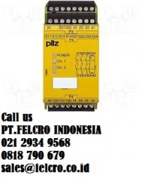 Pilz GmbH| Distributor| PT.Felcro Indonesia| 0818.790.679| sales@felcro.co.id