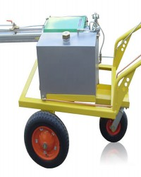 TROLLY FOGGING MACHINE || FOGGING MACHINE