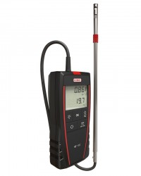 HOTWIRE THERMO-ANEMOMETER || JUAL ANEMOM
