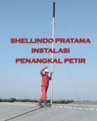 GROUNDING EKSTERNAL : PASANG PENANGKAL PETIR >> GROGOL PETAMBURAN || BARANG READY