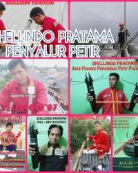 GROUNDING EKSTERNAL : PASANG PENANGKAL PETIR >> MATRAMAN    BARANG READY