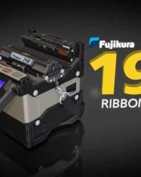 Highend Fiber Splicing FUJIKURA 19R RIBBON SPLICER - Ready Stock
