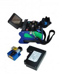 """Memperkenalkan Fusion Splicer (Portable) Eloik ALK-88A """"4 Motor"""" - Kuat dan Murah"""