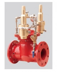 SURGE RELIEF VALVE (PILOT OPERATING TYPE)