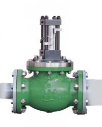 SURGE RELIEF VALVE (PNEUMATIC or HYDRAULIC OPERATING TYPE)