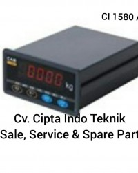 INDICATOR  CAS - CI 1580 A WITH ANALOG