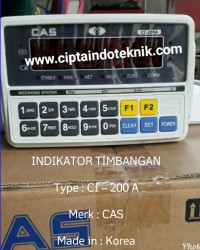 INDIKATOR  CAS - CI 200 A  KOREA  - CV. CIPTA INDO TEKNIK