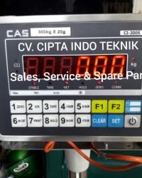 INDIKATOR  CAS - CI 200 SC  KOREA - CV. CIPTA  INDO TEKNIK
