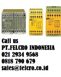 Pilz| Pnoz| Distributor|PT.Felcro Indonesia| 0818.790.679|sales@felcro.co.id