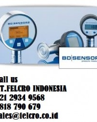 Distributor BD Sensors|PT.Felcro Indonesia|0818790679|021 2934 9568|sales@felcro.co.id