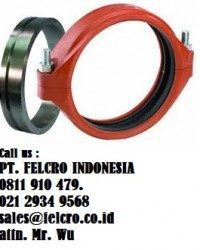 Victaulic::Distributor::PT.Felcro Indonesia::02129349568::0818790679::sales@felcro.co.id
