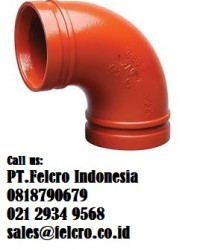 Victaulic: Grooved Couplings & Fittings:PT.Felcro Indonesia:02129349568:0818790679:sales@felcro.co.i