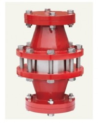 FLAME ARRESTER IN-LINE TYPE