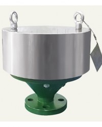 FLAME ARRESTER END-LINE TYPE