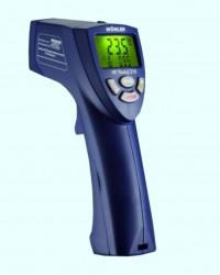 INFRARED THERMOMETER WOHLER IR TEMP 210