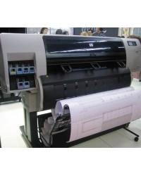 HP Designjet T7100 Printer New Series