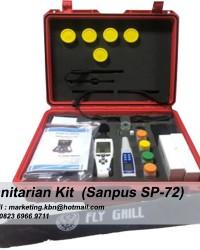 Sanitarian Kit || Sanitarian Kit Sanpus