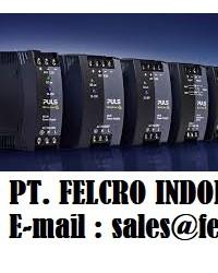 PULS Power Supply Distributor   PT.Felcro Indonesia 0811910479 0818790679 sales@felcro.co.id