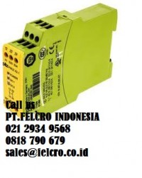 Pilz - Safe automation, automation technology - PT.Felcro Indonesia-02129349568