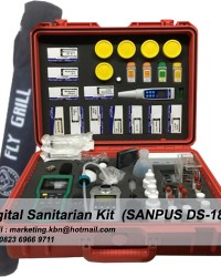 Digital Sanitarian Kit || Digital Sanitarian Kit SANPUS DS-1807 || Jual Digital Sanitarian Kit SANPU