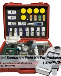 Digital Sanitarian Kit For Puskesmas || Digital Sanitarian Kit SANPUS/D || Jual Digital Sanitarian K