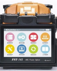 "TUMTEC FST-16S Fusion Splicer - Mesin Splicing Fusi ""Teknologi Inovatif"""