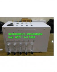 GAS SAMPLERS IMPINGER || JUAL GAS SAMPLE
