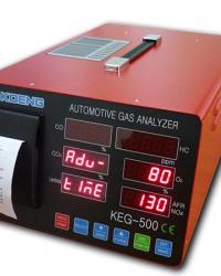 AUTOMOTIVE GAS ANALYZER KEG-500    ALAT UJI EMISI KENDARAAN BERMOTOR    GAS AN