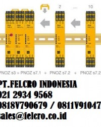 750134| PNOZsigma|Distributor|PT.Felcro Indonesia|0811910479|sales@felcro.co.id