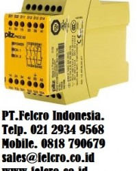 787585| Pilz|Distributor|PT.Felcro Indonesia|021 2934 9568|sales@felcro.co.id