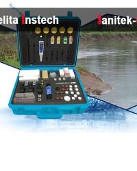 Sanitarian Field Kit For Puskesmas Sanitek-02 , Ready Stock Sanitarian Field Kit Sanitek 02
