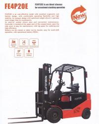Forklift Electric Termurah Bergaransi