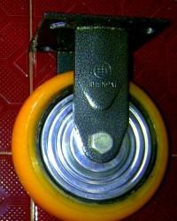 Caster Wheel Shenpai Iron Core PU