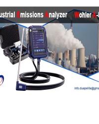 Portable Flue Gas Emissions Analyzer A-550 || Gas Emissions Analyzer A550 || Flue Gas Analyzer