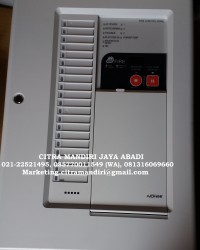 Panel Alarm Fire Alarm MCFA 10 Dan 20 Zone Nohmi