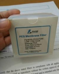 PES Membrane Filter
