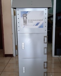 PM10-8060 HIGH VOLUME AIR SAMPLER