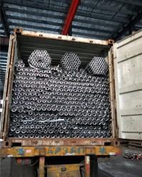 Jasa import besi tiang polos