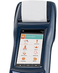 Industrial Emissions Gas Analyzer E-6000